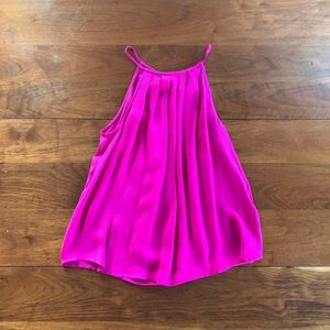 Hot pink small Joie blouse